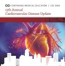 13th Annual Cardiovascular Disease Update Banner